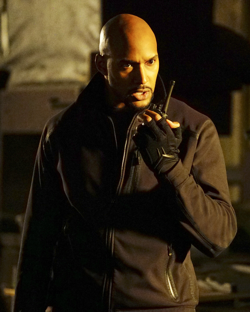 Henry Simmons Tell Tale Tv