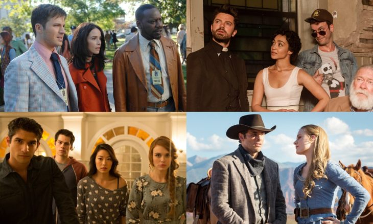 18 Fantastic Sci-Fi / Fantasy TV Shows from 2016 | Tell-Tale TV