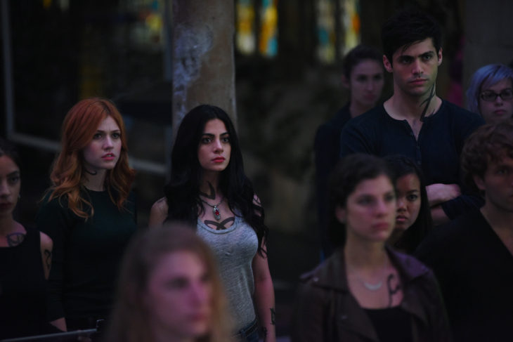 Shadowhunters Review: A Door Into the Dark (Season 2 Episode