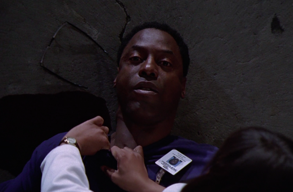 Preston Burke Grey S Anatomy Season 2 Episode 25 Tell Tale Tv
