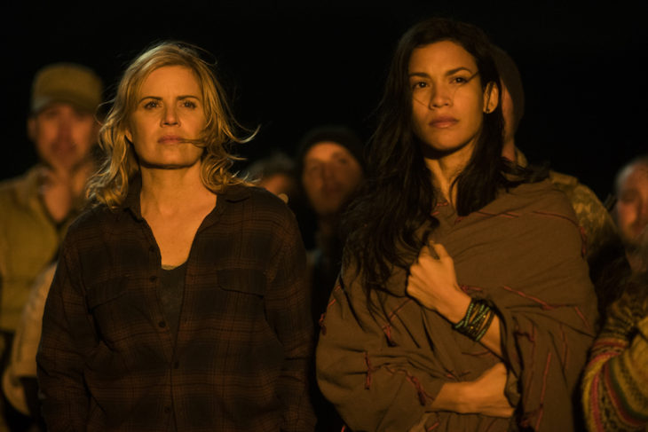 Fear the Walking Dead Review: Burning in Water, Drowning in