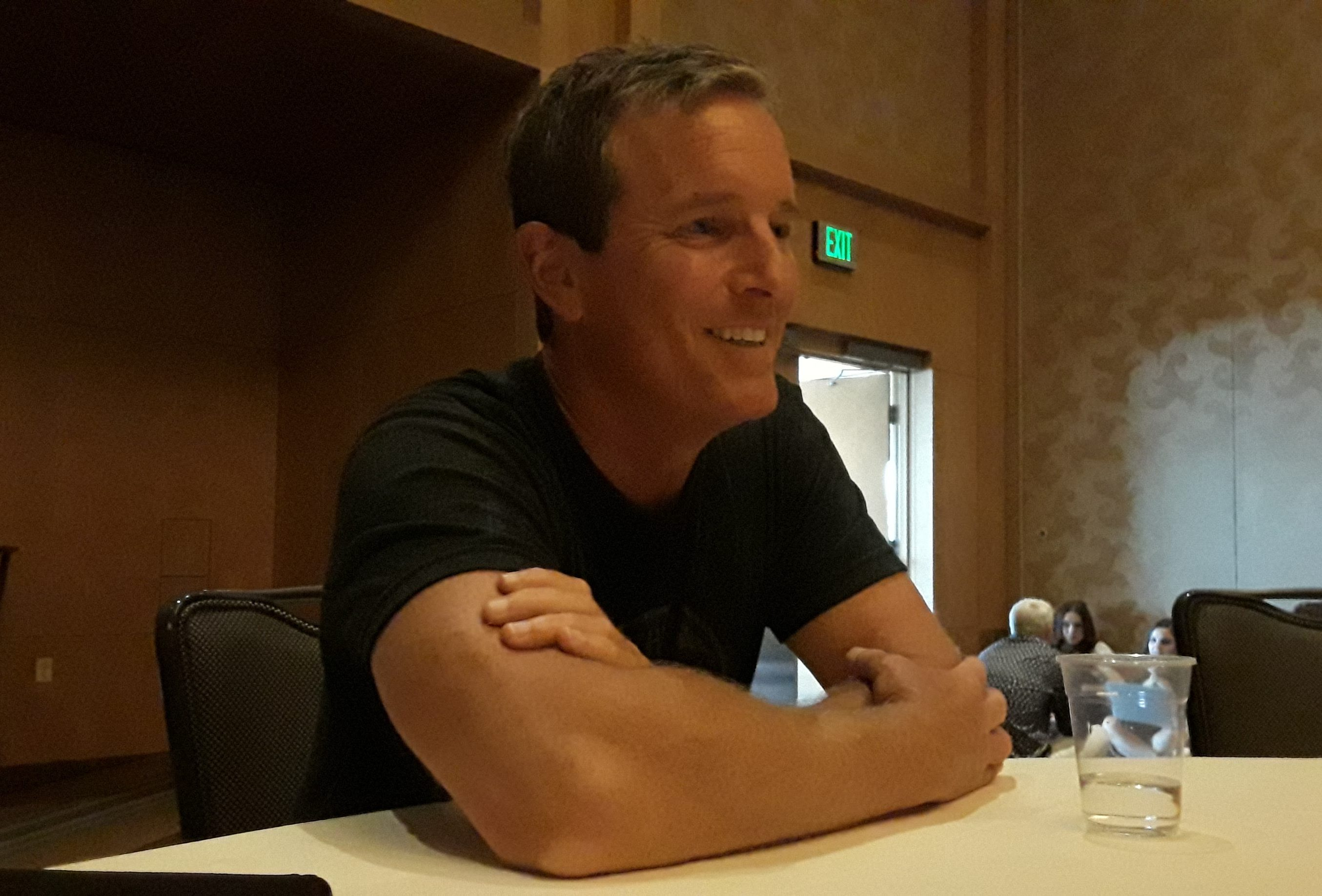 Linden Ashby Talks About Returning Cast, The Fandom and ...
