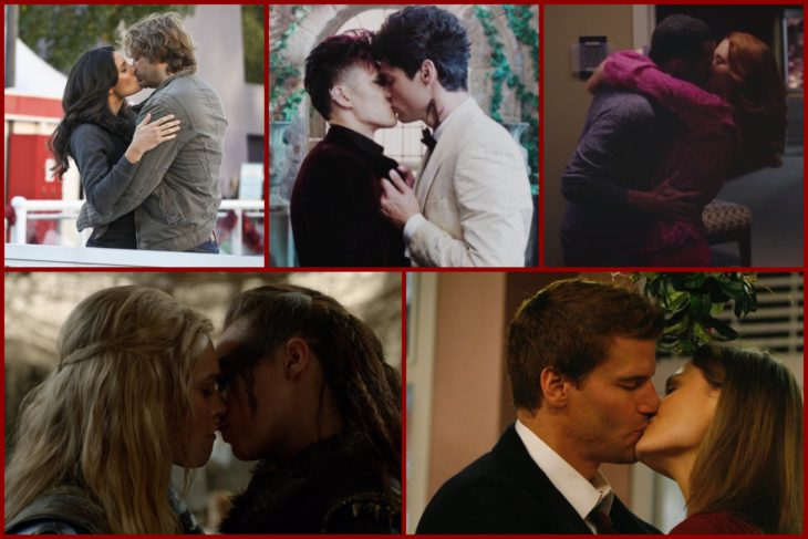 16 Unforgettable Tv Kisses Tell Tale Tv