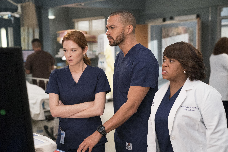 Grey S Anatomy Review Personal Jesus Season 14 Episode 10 Tell Tale Tv