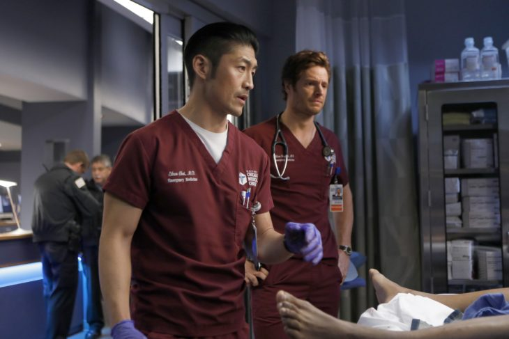 Chicago Med Review: Down by Law (Season 3 Episode 10)   Tell