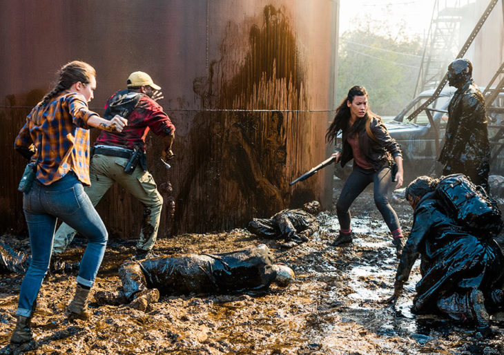 Fear the Walking Dead Review: Another Day in the Diamond
