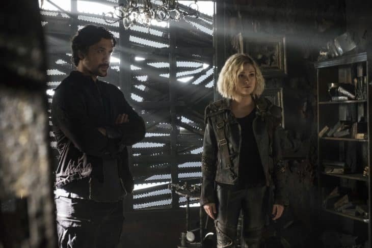 Preview — The 100 Season 5 Episode 8: How We Get to Peace