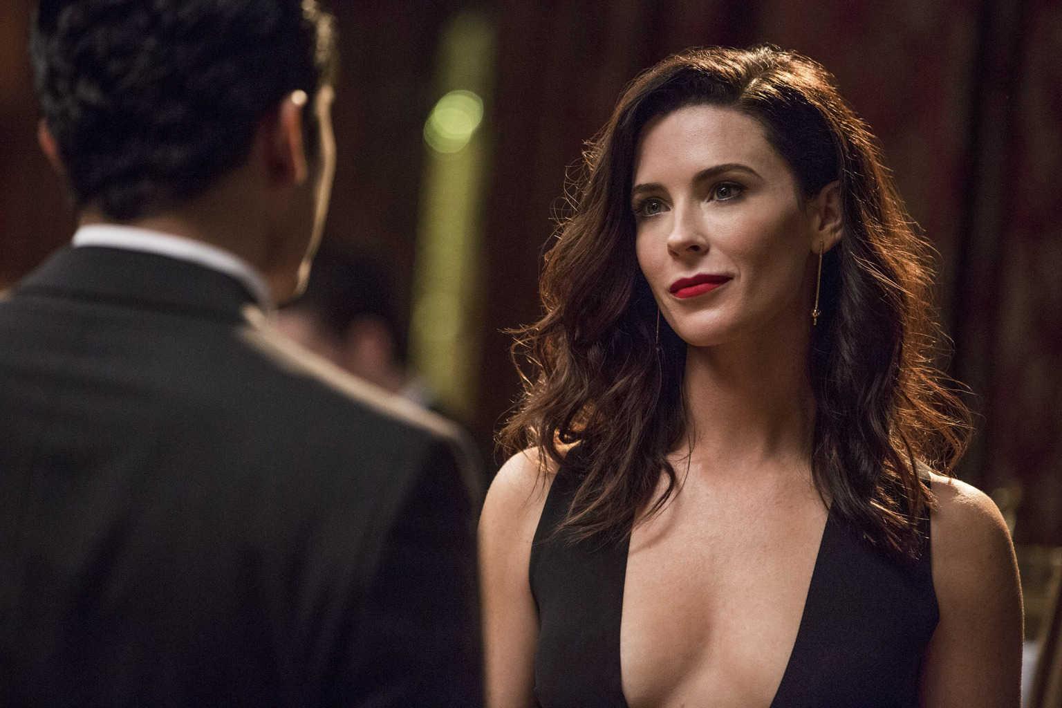 Bridget Regan as Sasha Cooper - The Last Ship Season 5