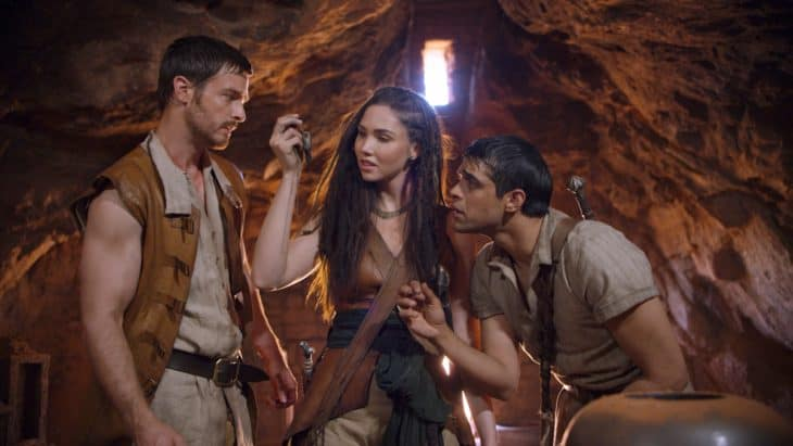 The Outpost Review: The Vex Rezicon (Season 1 Episode 9