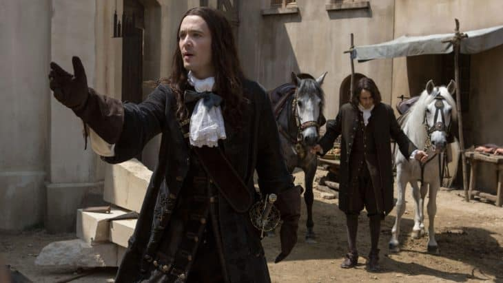 Versailles Review Truth Will Out Season 3 Episode 3