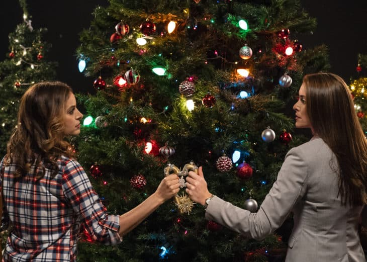 The Christmas Switch.A Christmas Switch Review Uptv S Holiday Movie Is A Treat