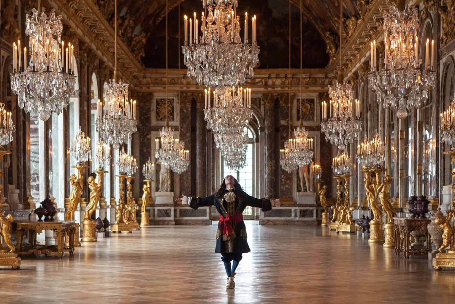 Versailles Review Smoke And Mirrors Season 3 Episode 1 Tell Tale Tv