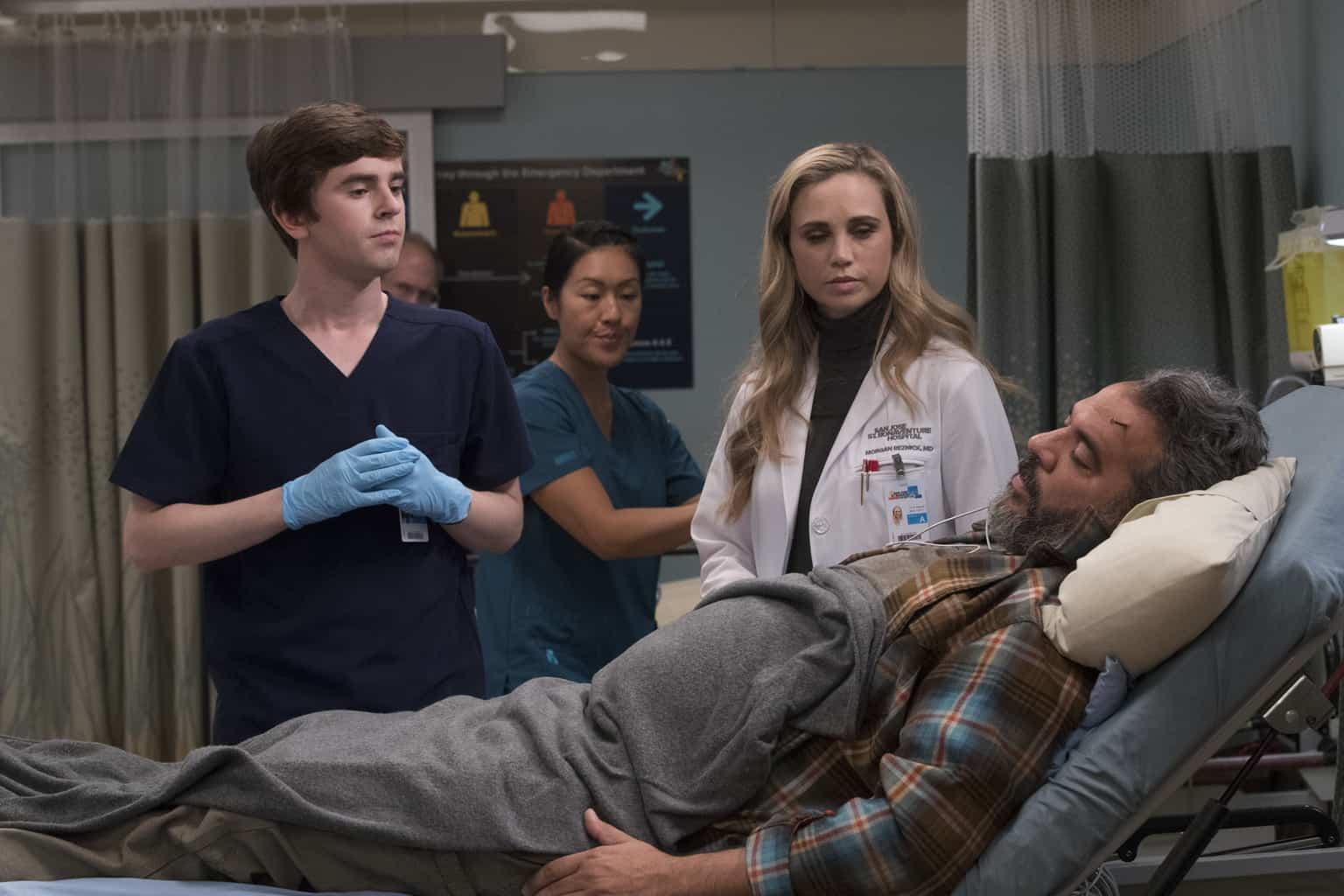 """The Good Doctor Season 2 Episode 7 """"Hubert"""" - FREDDIE HIGHMORE ..."""