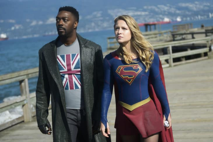 Supergirl Review: Rather the Fallen Angel (Season 4 Episode