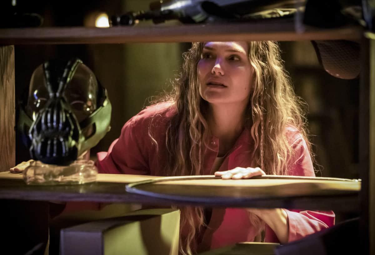 Arrow Season 7 Episode 9 - Cassandra Jean Amell as Nora