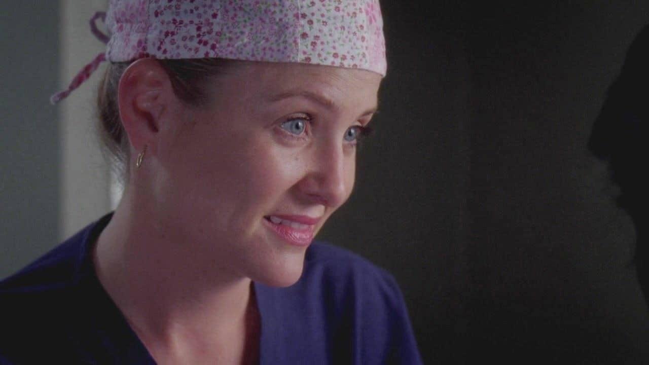 Jessica Capshaw In Grey's Anatomy Season 5 Episode 22