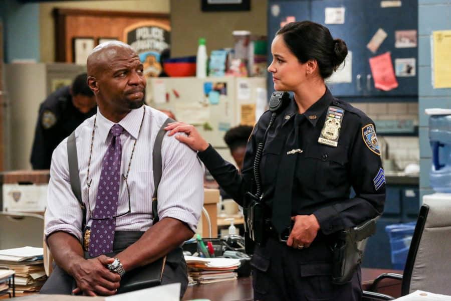 Brooklyn Nine-Nine Season 6 Episode 2 - Terry Crews as Terry ...