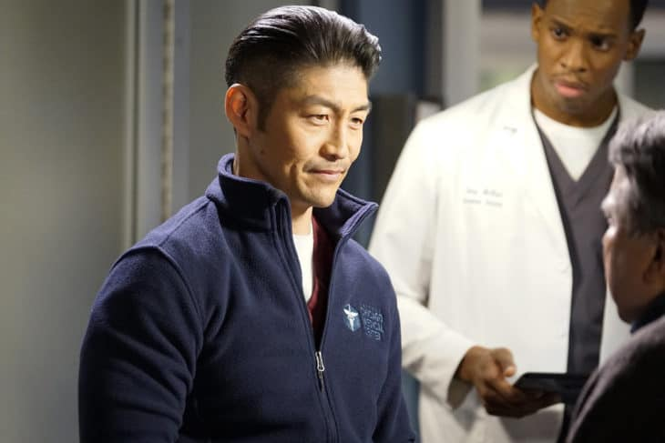 Preview — Chicago Med Season 4 Episode 13: Ghosts in the