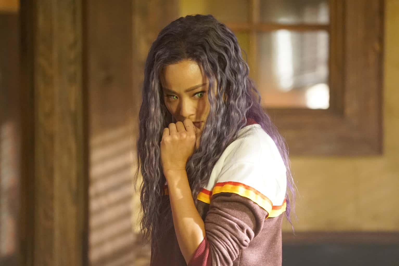 The Gifted Season 2 Episode 10 Jamie Chung As Clarice Fong Blink Tell Tale Tv