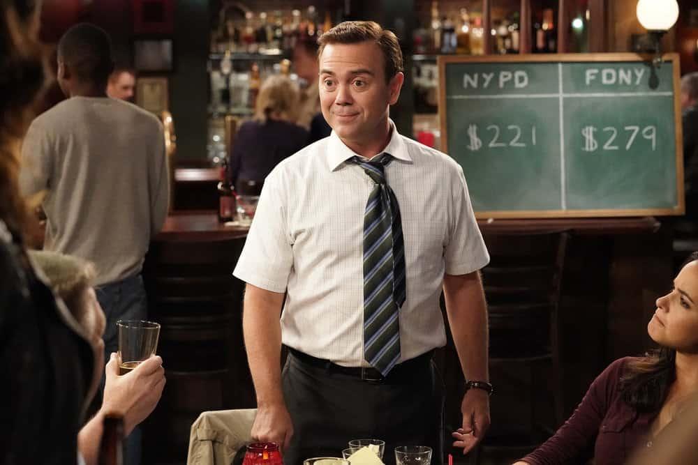 Brooklyn Nine Nine Season 6 Episode 6 Joe Lo Truglio As Charles Boyle Tell Tale Tv