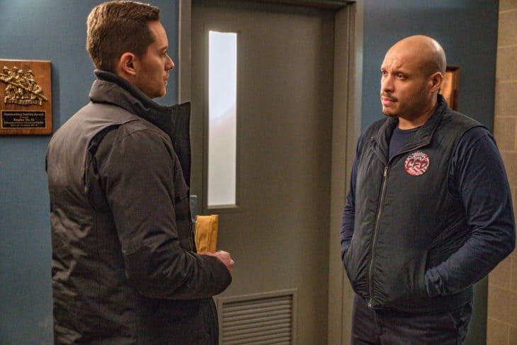 Chicago Fire Chicago P D Crossover Review What I Saw And