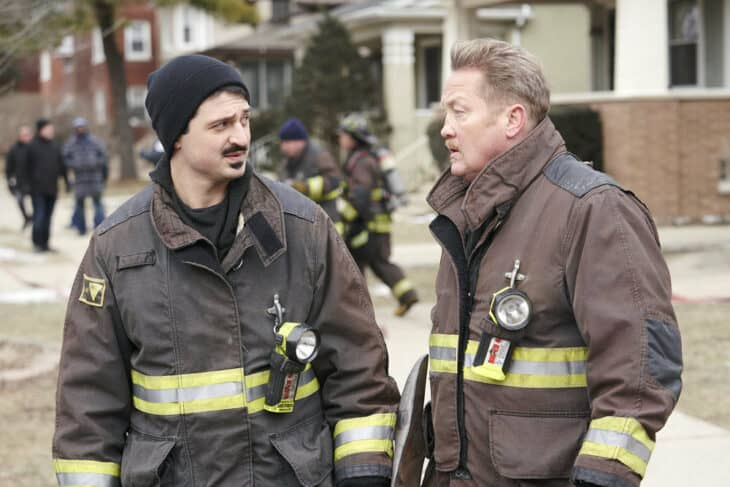 chicago fire otis dies