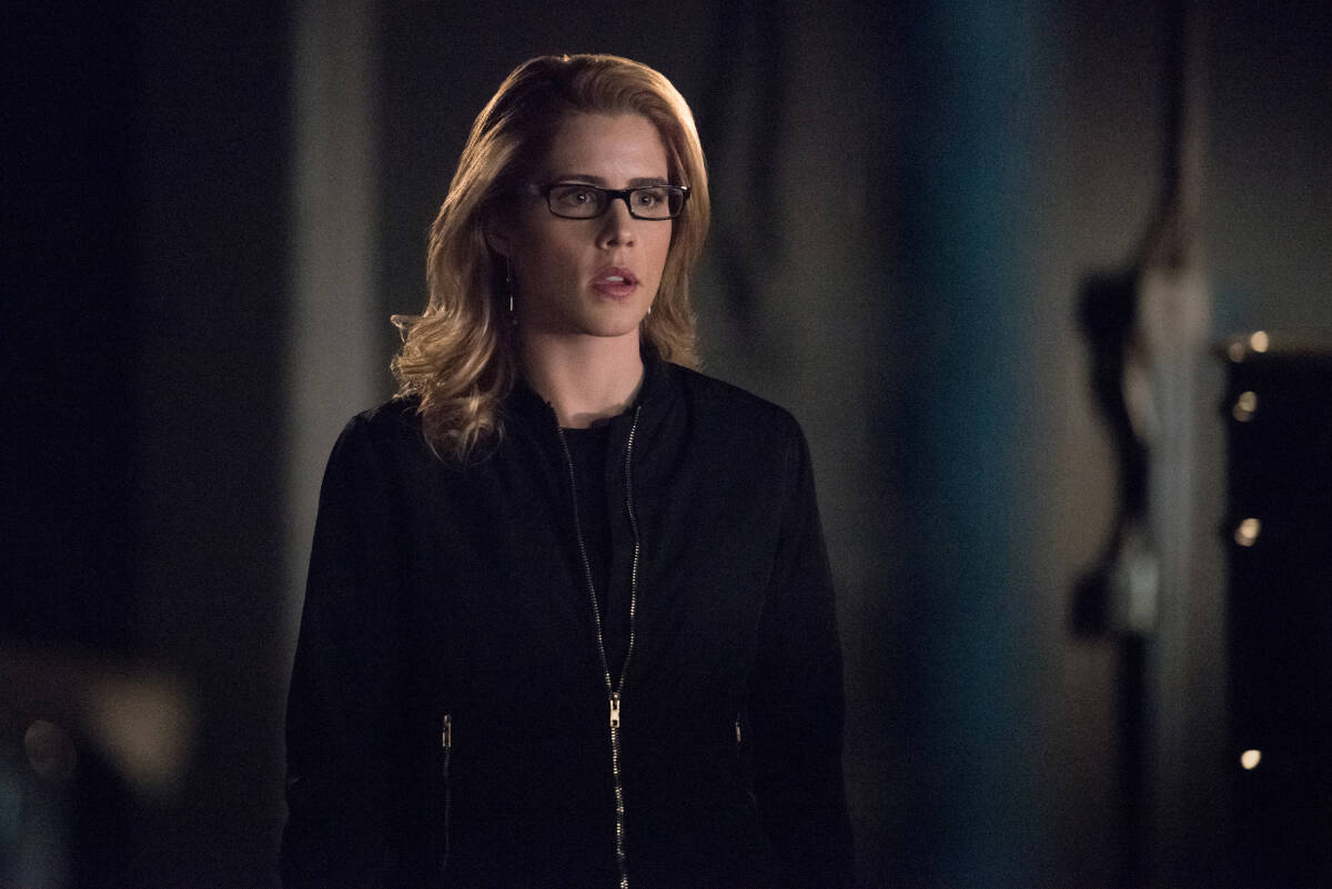 Felicity Smoak was supposed to appear in one episode of Arrow,but as she became the love interest, her role was expanded.
