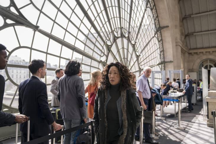 TV News Wrap-Up: 'Killing Eve' Snags Early Season 3 Renewal