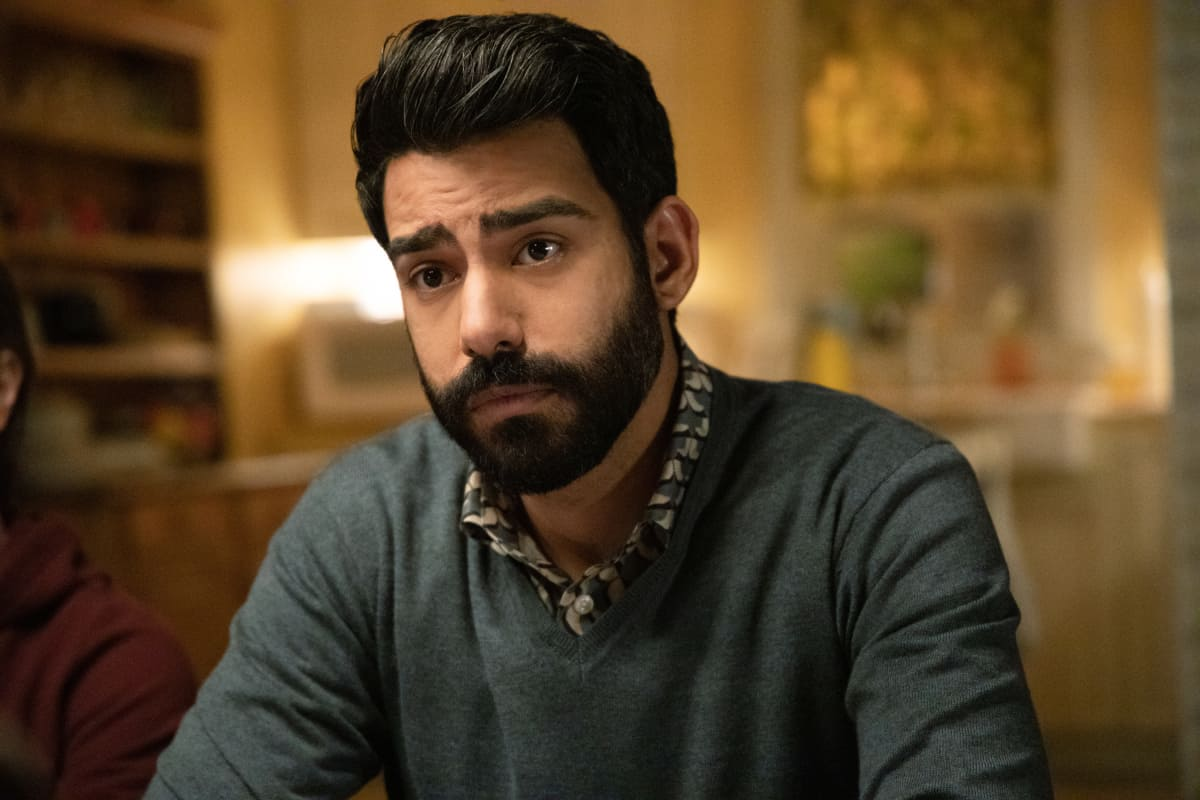 iZombie Season 5 Episode 6 - Rahul Kohli as Ravi | Tell-Tale TV