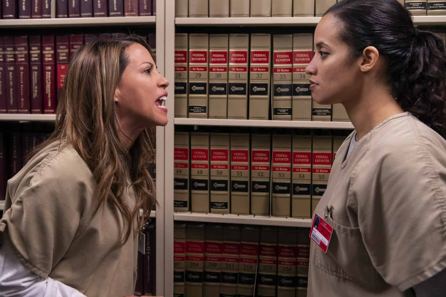 Orange Is the New Black Review: Going, Going, Gone (Season 7