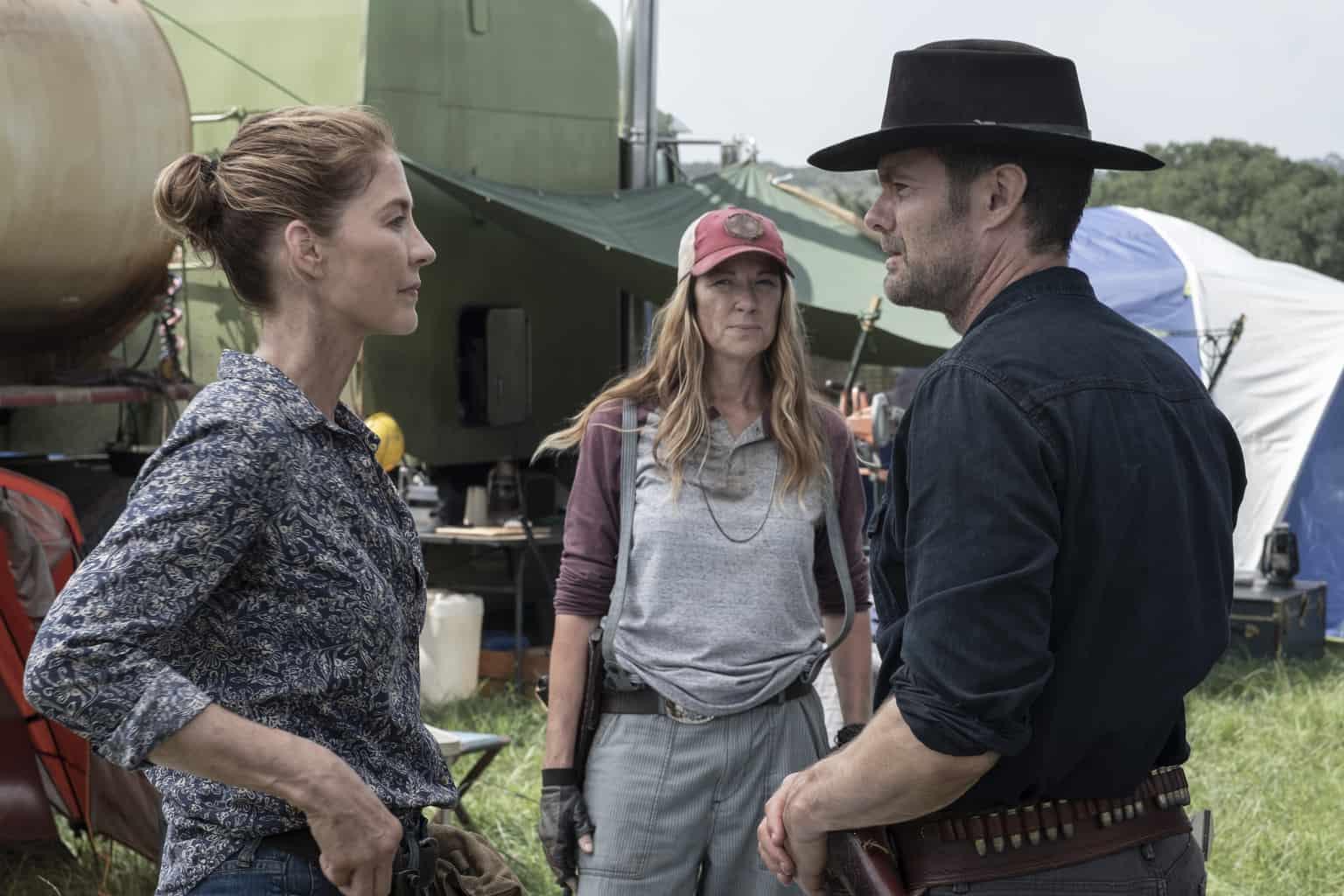 Fear the Walking Dead Season 5, Episode 11 - Garret