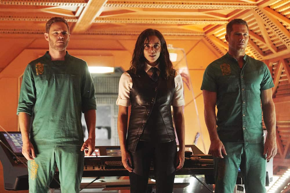 Killjoys Review: Three Mutineers (Season 5 Episode 6) | Tell