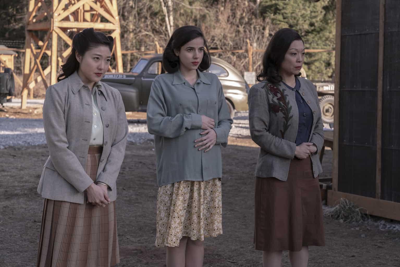 The Terror Season 2 Episode 3 – Miki Ishikawa as Amy Yoshida, Cristina Rodlo as Luz Ojeda, Naoko Mori as Asako Nakayama | Tell-Tale TV