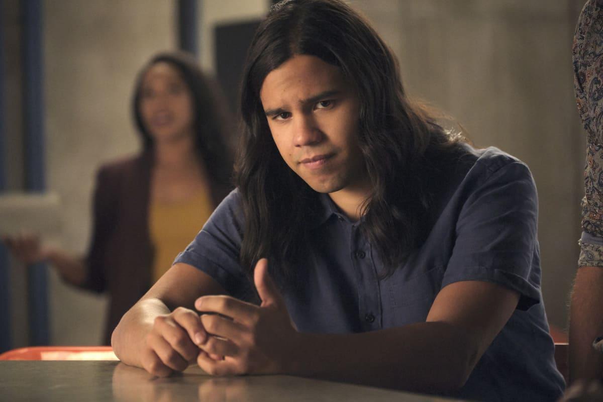 The Flash Season 6 Episode 1 - Carlos Valdes as Cisco Ramon
