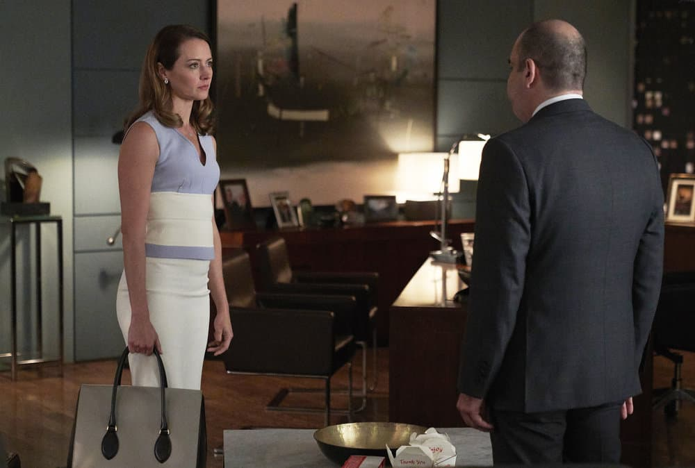 Suits Season 9 Episode 8 - Amy Acker as Esther
