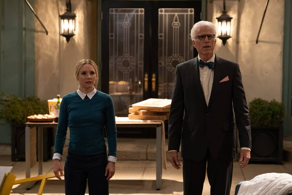 The Good Place Review: Tinker, Tailor, Demon, Spy (Season 4 Episode 4)