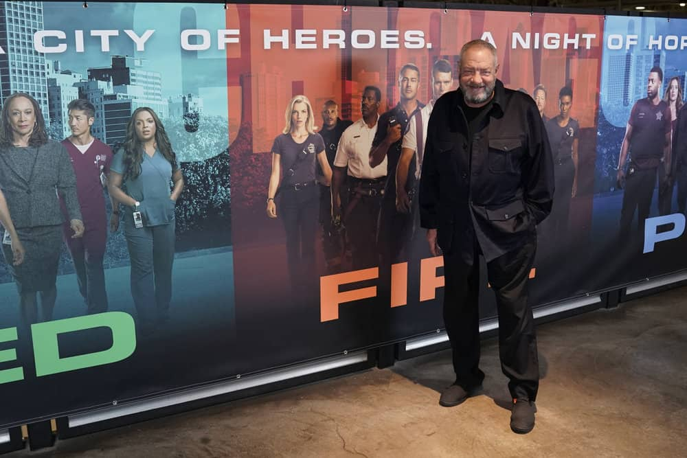 When It Comes to the Success of One Chicago, Dick Wolf Says It's All About the People