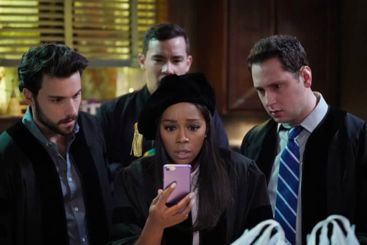 """How To Get Away With Murder Season 6 Episode 9, """"Are You The Mole?"""""""