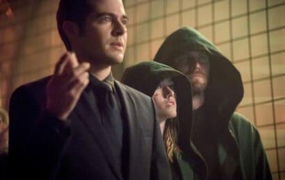 """Arrow Season 8 Episode 5 - """"Prochnost"""""""