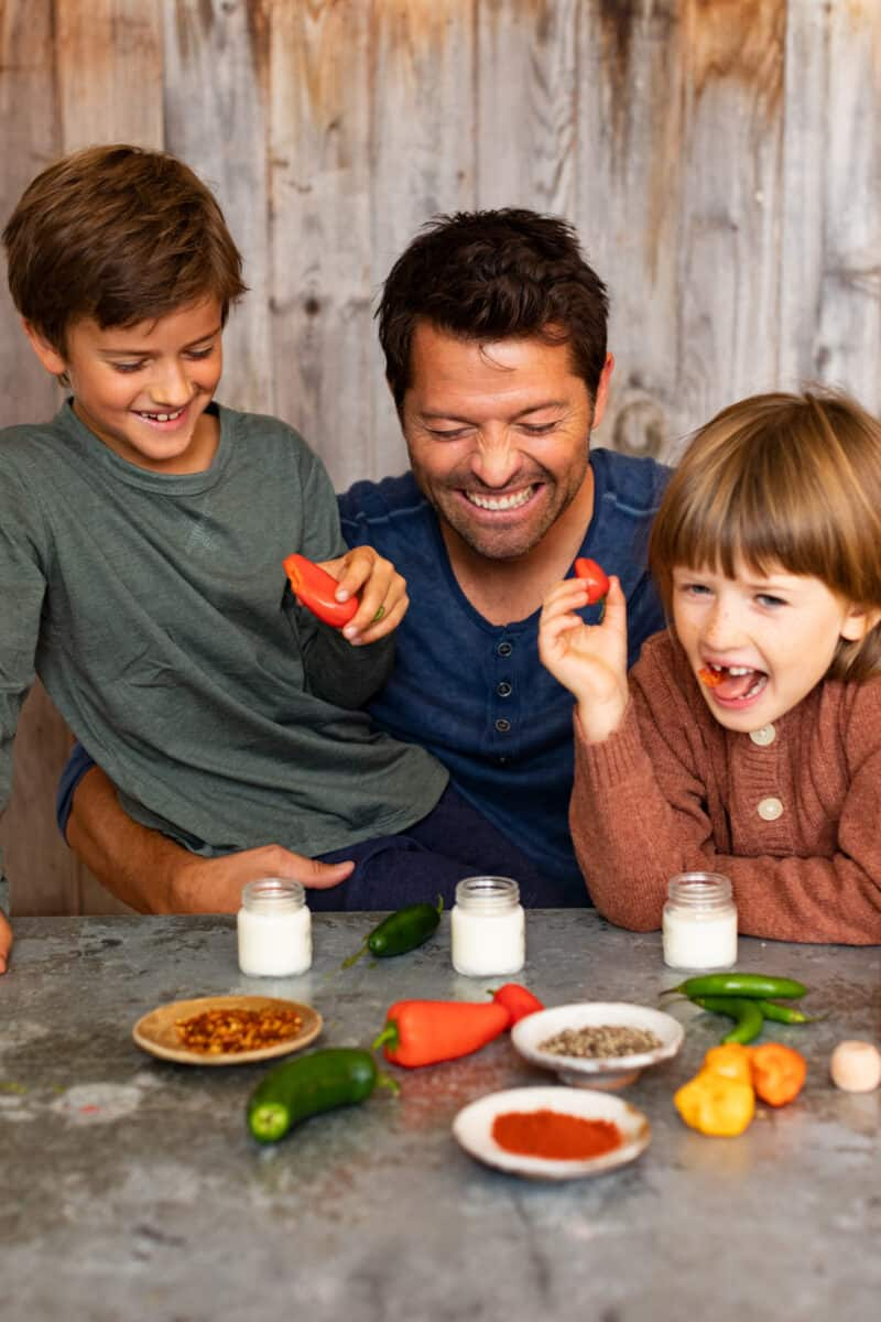 Misha Collins Talks Final Season of 'Supernatural' and His 'The Adventurous Eaters Club' Cookbook [Exclusive Interview]