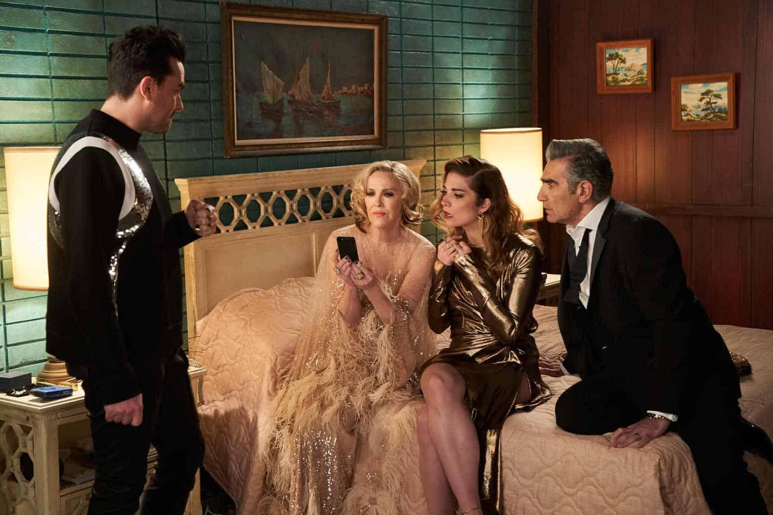 Emmys 2020: Winners Include 'Schitt's' Creek,' 'Watchmen,' and 'Succession'