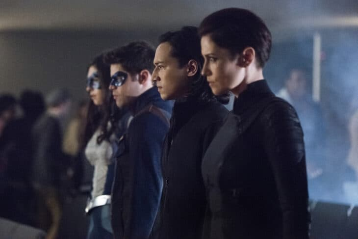 """Supergirl Season 5 Episode 11 - """"Back From The Future Ð Part One"""""""