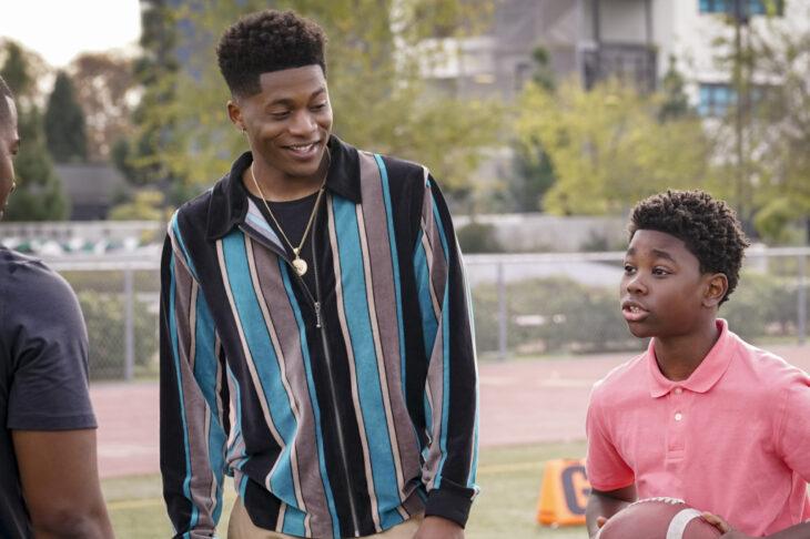All American: Da'Vinchi Discusses Darnell's Future and How ...