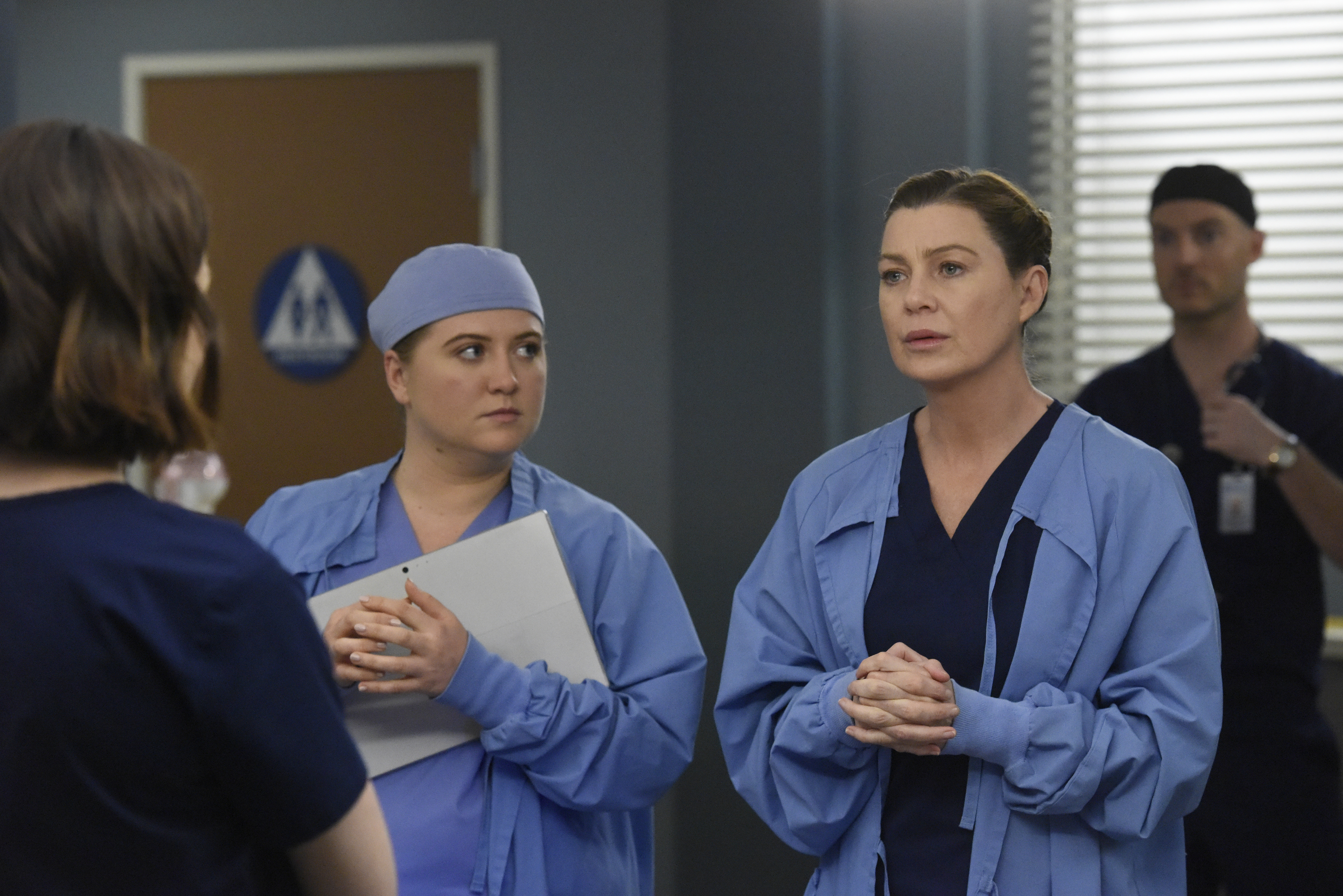 Preview Grey S Anatomy Season 16 Episode 18 Give A Little Bit Tell Tale Tv